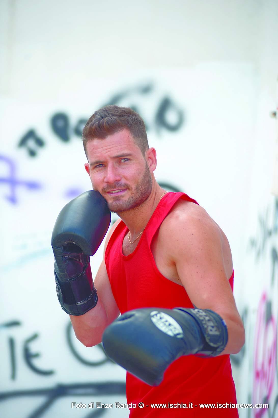 Boxer Antonio Calise
