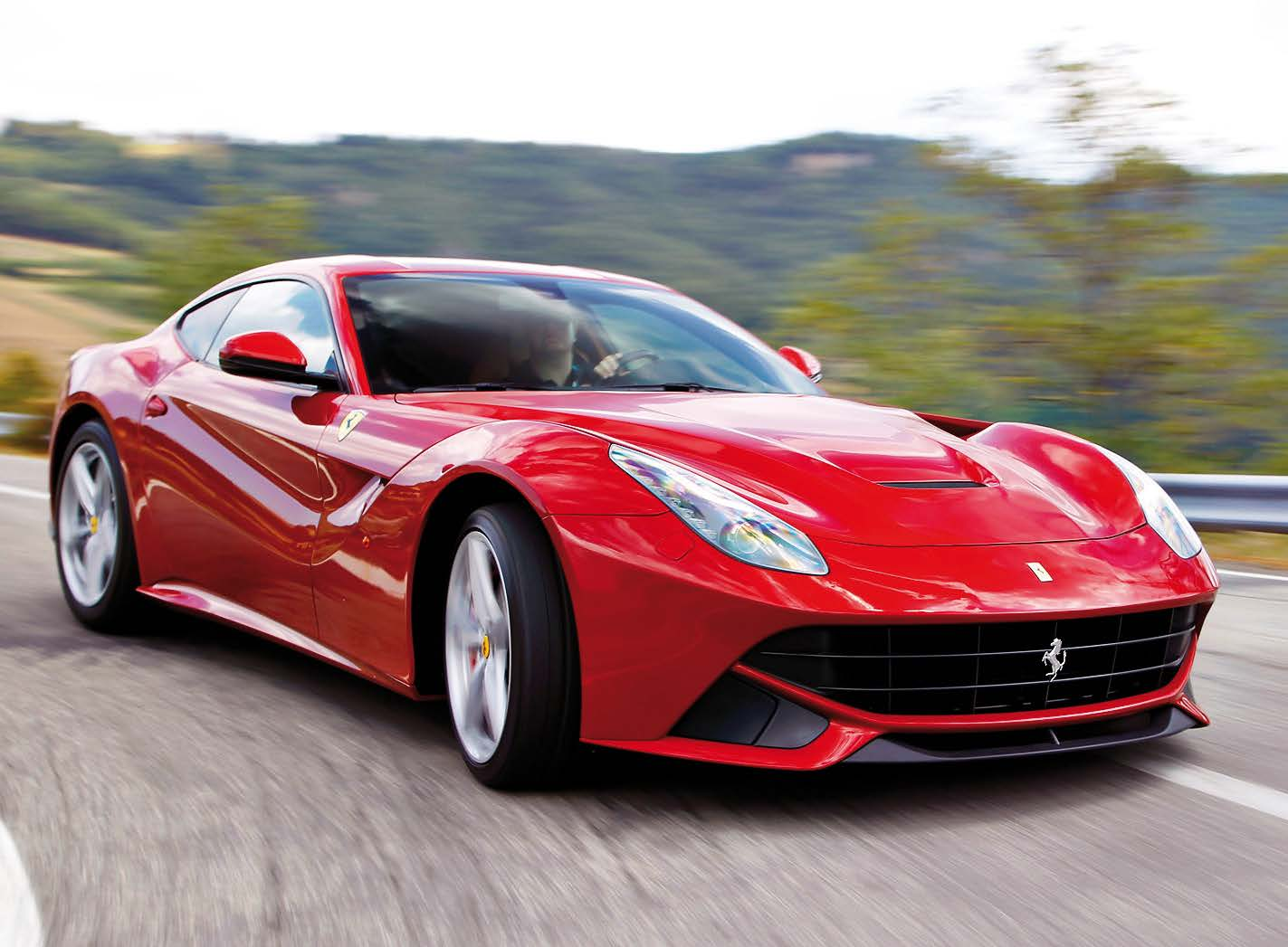 Owner of a dream - Ferrari meeting September 16th to 18th