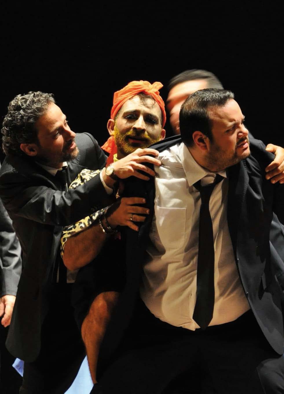 Ischia's theatre, Corrado Visone is winner with the export formula