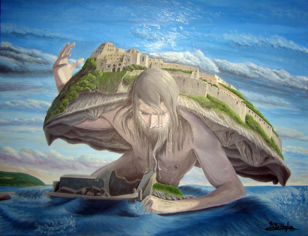 il risveglio di tifeo ad Ischia