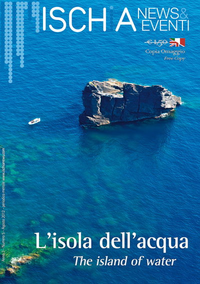 2012 Ischia News August Cover