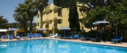 Banner Hotel le Canne