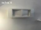 Luce d'emergenza piccola a parete