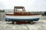 Barca legno Vittorio Aprea