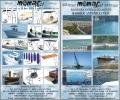 barrier float - absorbent - lavori marittimi - sub -portuali