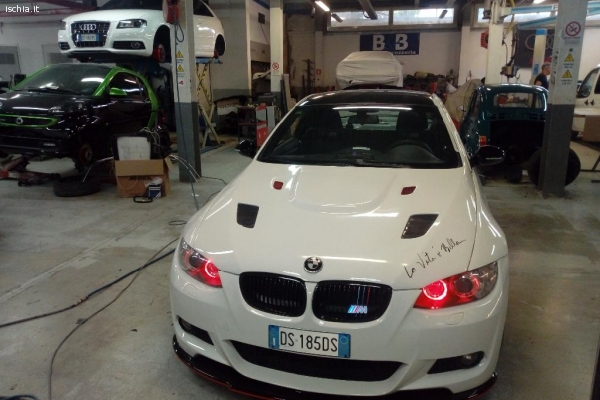 BMW E92 320D COUPE ALLESTIMENTO M3