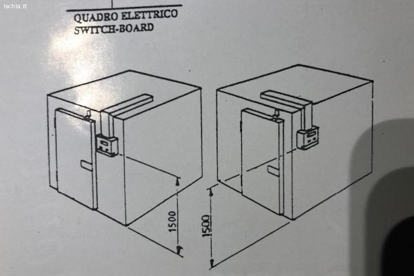 cella frigorifera