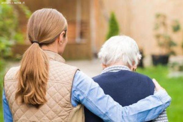 Cercasi assistente - aiuto in casa per signora anziana