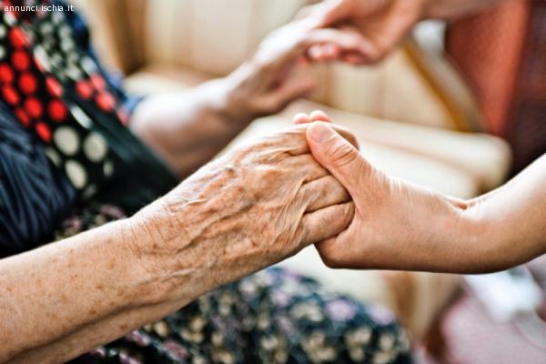 cercasi badante per donna anziana