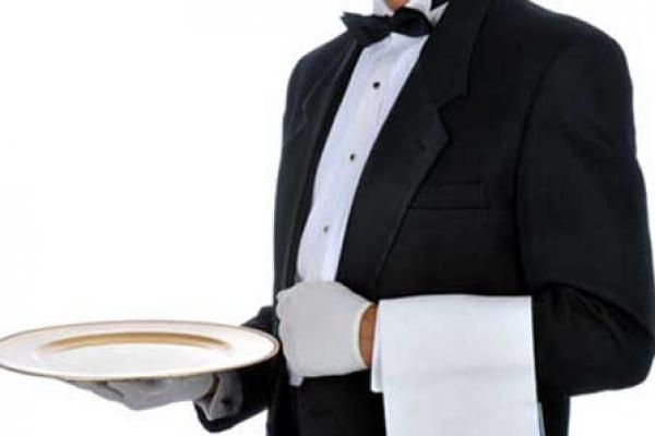 Cerco lavoro come cameriere extra