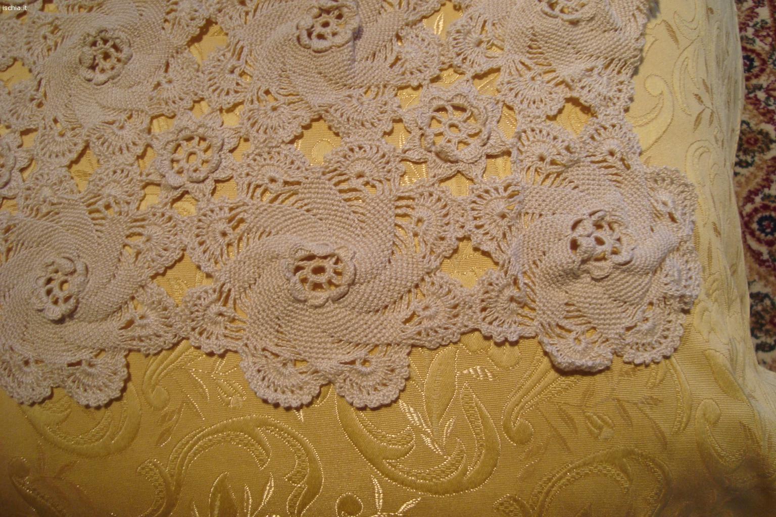 Coperte di cotone all uncinetto casamia idea di immagine for Piani di coperta coperta