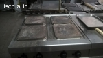 Cucina elettrica professionale usata