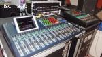 digitali mixer e apparecchiature audio Behringer Yamaha
