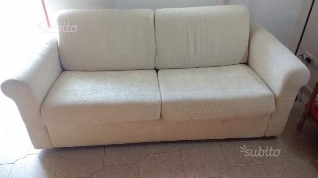 Annunci mercatino usato ad ischia divano letto posti sfoderabile - Subito it divano letto usato ...