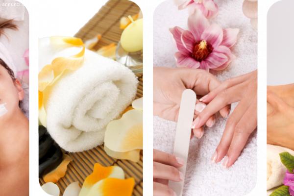Estetista - massaggiatrice - manager centro SPA