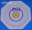 Servizio di piatti nautici