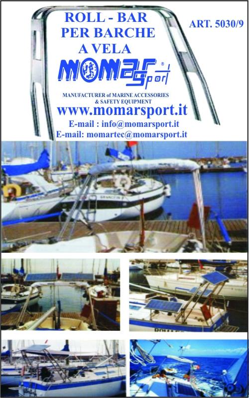 Annunci nautica ad ischia tendalino barca a vela for Accessori barca vela