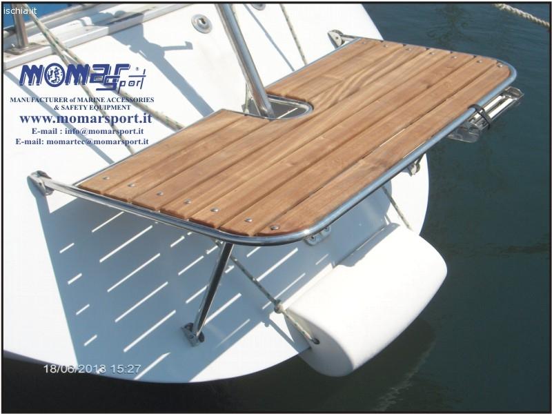 Annunci nautica tendalino barca a vela produzione for Accessori barca vela