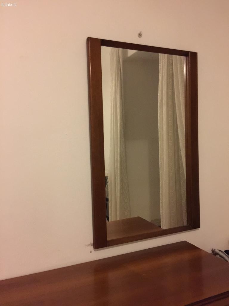 Annunci mercatino usato ad ischia vendo cassettiera specchio e due comodini tutti coordinati - Comodini a specchio ...