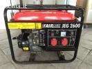 Vendo generatore Fairline jeg 2600/ benzina 4 tempi
