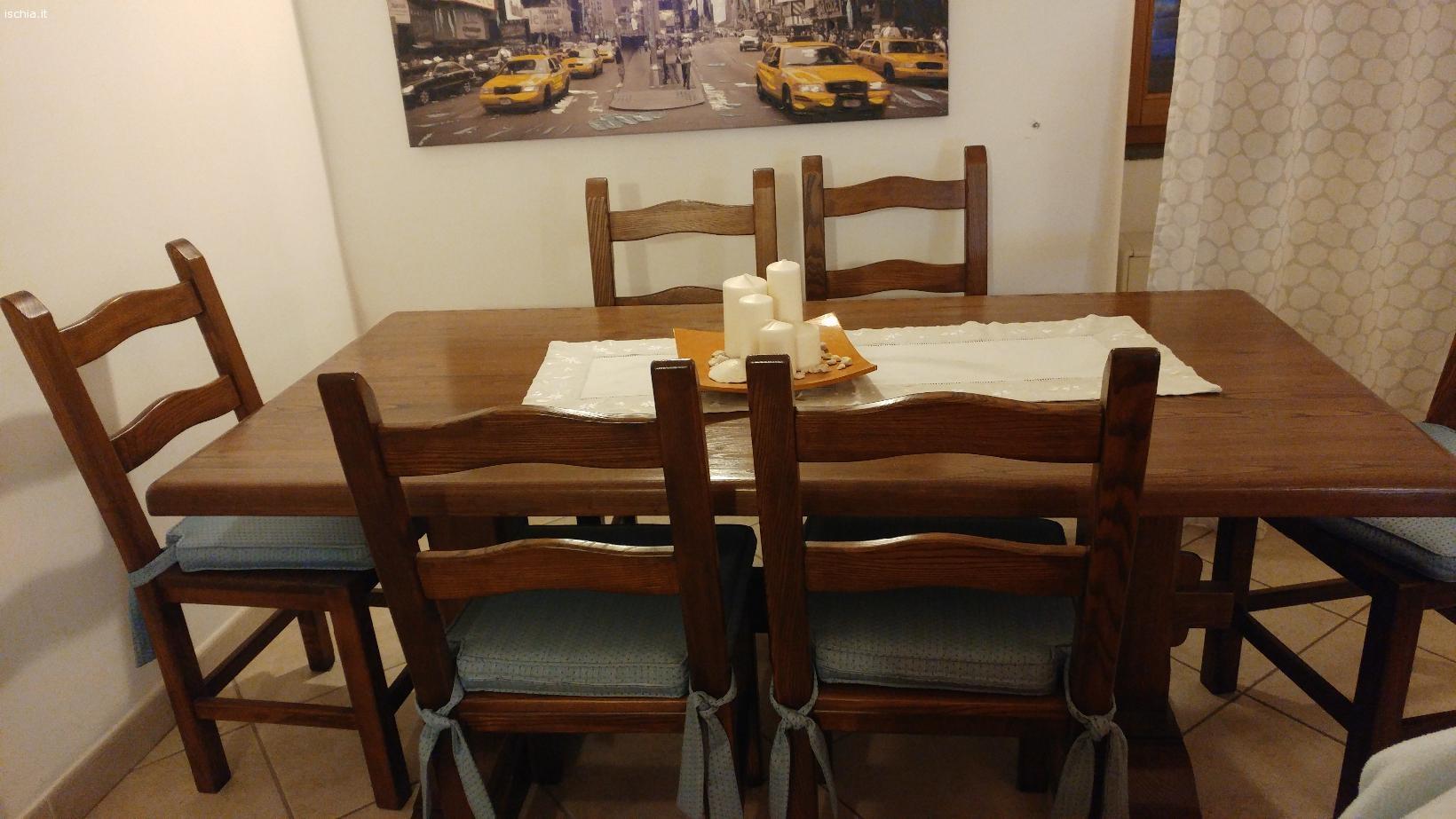annunci mercatino usato vendo tavolo e sedie