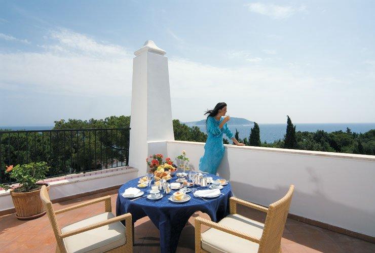 Hotel Moresco Ischia Telefono