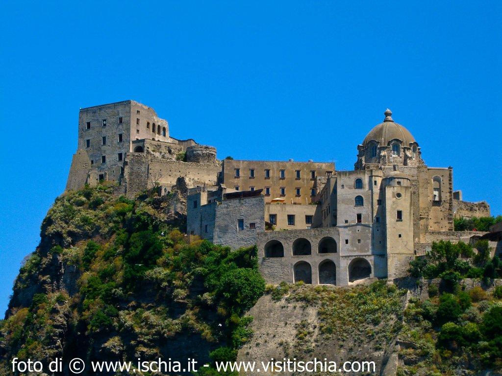 Ischia It English The Aragon Castle