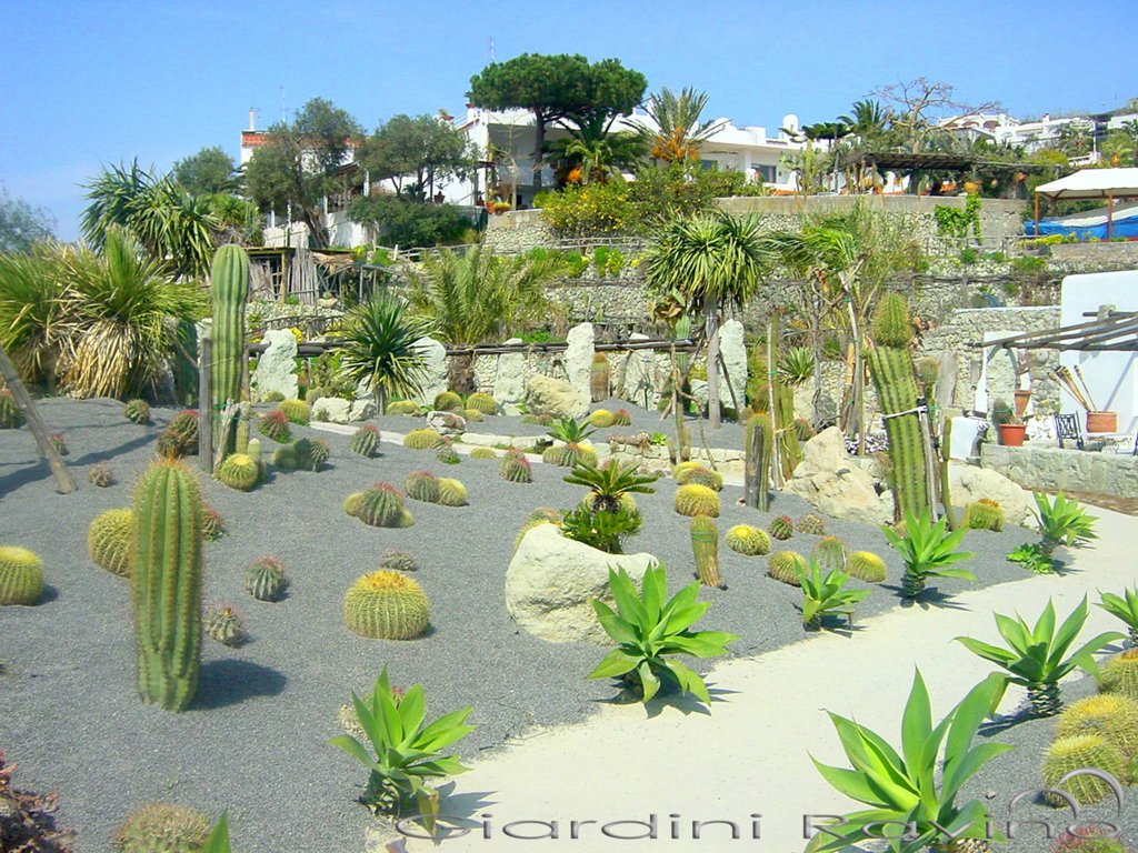 English ravino gardens tresures land for Garden giardini