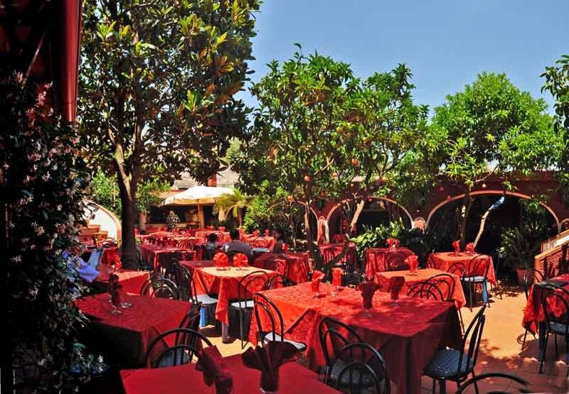 Fotogallery ristorante giardino degli aranci - Giardino degli aranci frattamaggiore ...