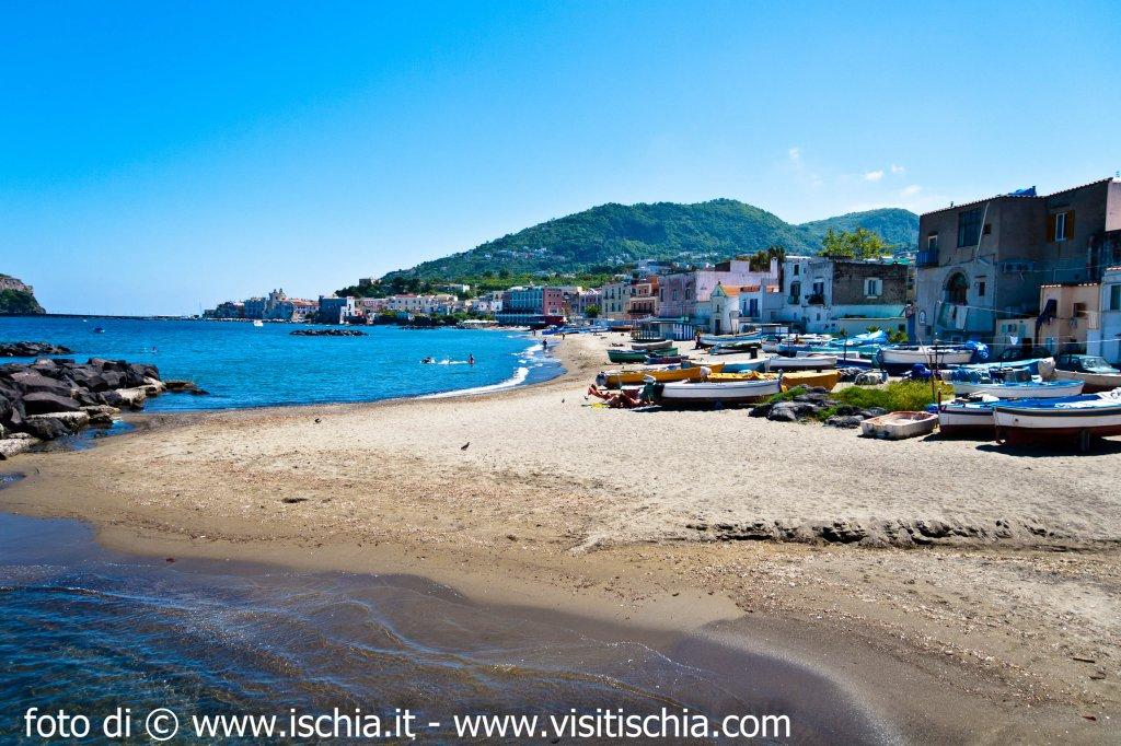Ischia It Foto Antiche Di Ischia Spiaggia Dei Pescatori