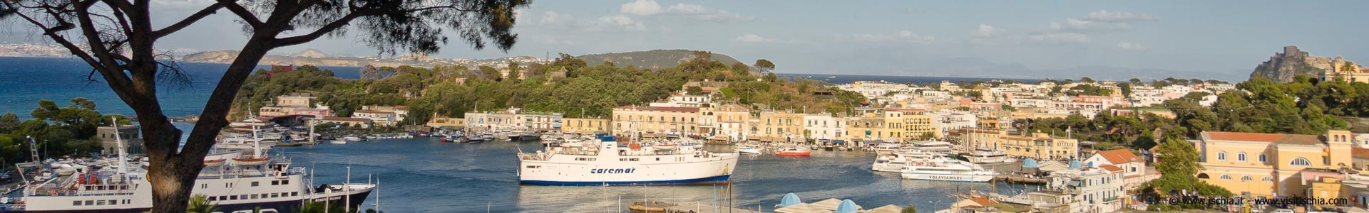 How to get Ischia