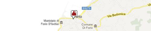 Le Maioliche di Franco: Mappa