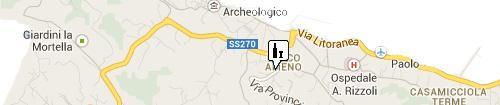 Dolci Capricci: Map