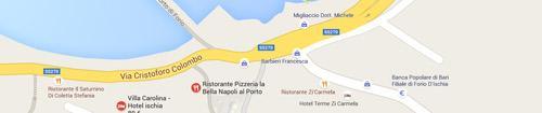Rachel bar&bistrot: Mappa