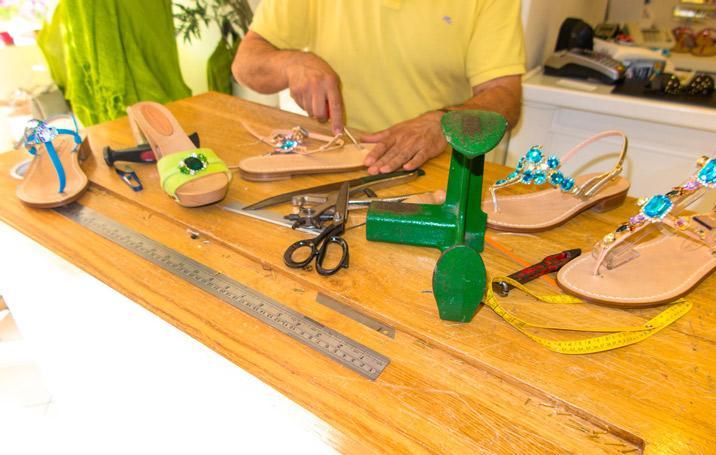 Mario d'Ischia handmade sandals