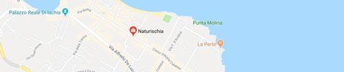 Naturischia: Mappa
