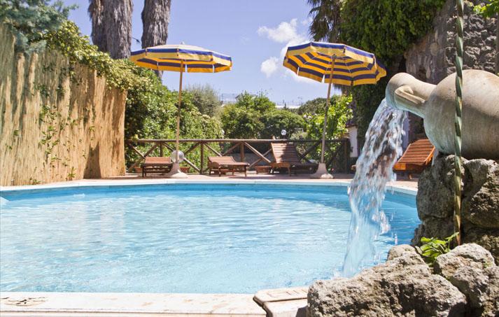 Hotel Villa Campo