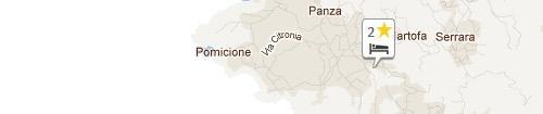 Mappa Pensione Casa Gennaro
