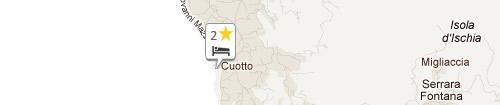 Mappa Hotel Riva del Sole