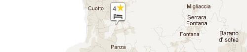 Mappa Hotel Paradiso Terme Resort & SPA