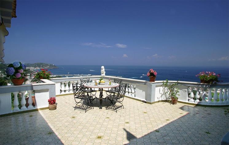 Hotel Parco Mare Monte