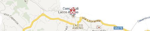 Mappa Case a Ischia