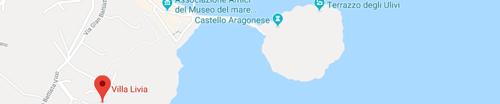 Mappa Villa Livia