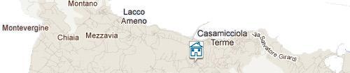 Mappa Appartamenti Matarese