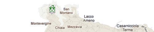 Mappa San Francesco apartments