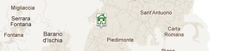 Mappa Casa Agnese