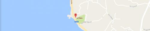 Ristorante La Pietra slow: Mappa