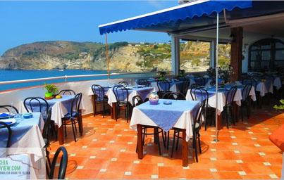 Deus Neptunus restaurant