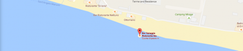 Ida Restaurant: Map