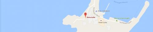 Divina restaurant: Map